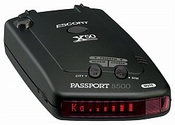 Радар-детектор escort passport 8500 x50 RU